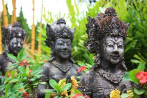 йога тур на бали