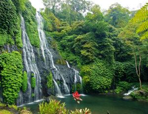 водопад Banyumala