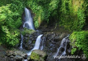 Pengibul waterfall